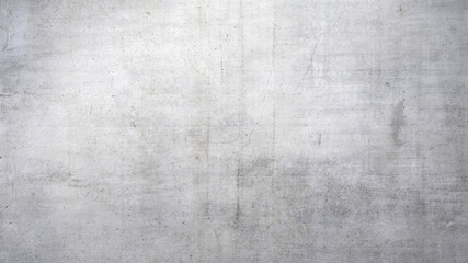Texture of old gray concrete wall for background