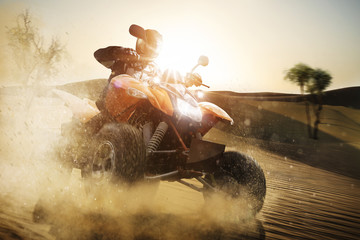 ATV Bike  Wall mural