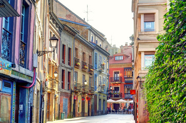 Wall Mural - Oviedo, Capital of Asturias, Spain