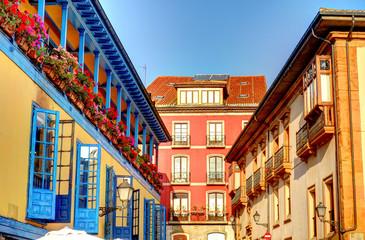 Wall Mural - Oviedo, Capital of Asturias, Spain