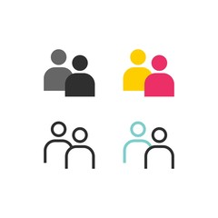 User group icons