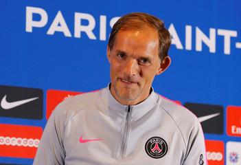 Ligue 1 - Paris St Germain Press Conference