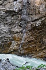 Gletscherschlucht Grindelwald - Schweiz