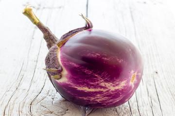 Biological eggplants