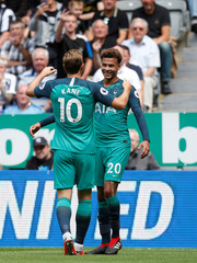 Premier League - Newcastle United v Tottenham Hotspur