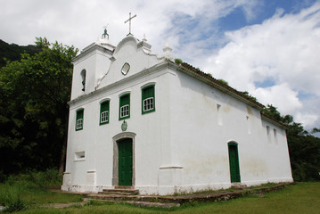 Santana Church, Ilha Grande, Rio de Janeiro