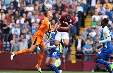 Championship - Aston Villa v Wigan Athletic