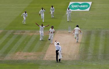 England v India - Second Test