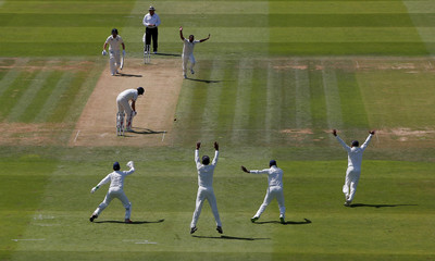 England v India - Second Test