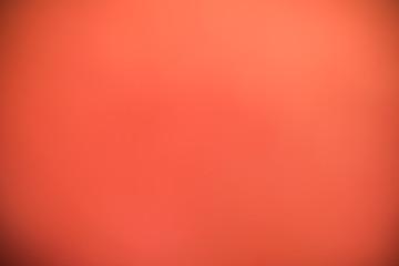 Abstract defocused red circular light pattern