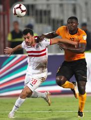 Soccer Football - Zamalek v Al-Qadsia - Arab Club Championship