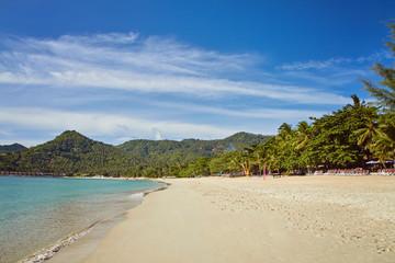 Chaweng Noi beach Koh Samui.