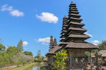Hindu Taman Ayun Temple in Bali indonesia