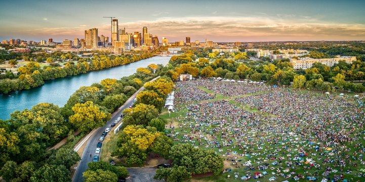 Austin, Texas Music Festival
