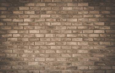 Poster Baksteen muur old brick wall texture background
