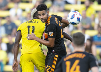 MLS: Houston Dynamo at Columbus Crew SC