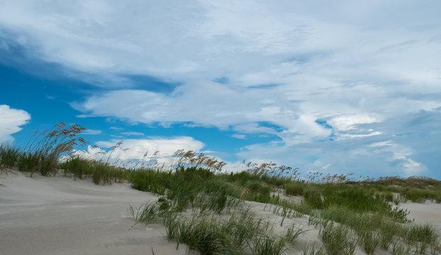 Summer Beach Scenes - Bald Head Island North Carolina