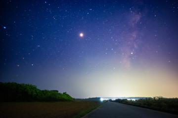 沖縄の星空