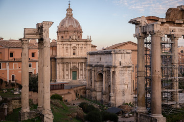 Structures of Rome