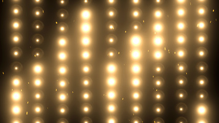Floodlights Flash lights.Spotlights