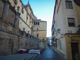 Jaen. Ciudad de Andalucia, España