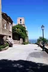 Petite ville de Gassin (Var-France)