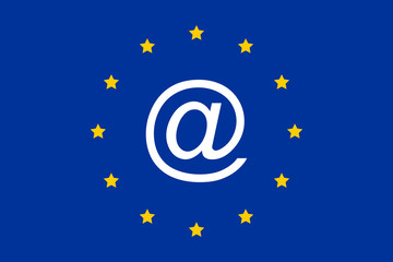 @ and the European Union as a symbol