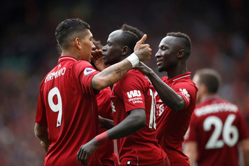 Premier League - Liverpool v West Ham United
