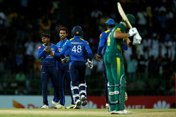 Cricket - Sri Lanka v South Africa - Fifth One Day International