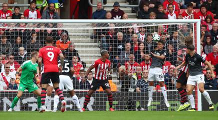 Premier League - Southampton v Burnley