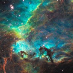 Fototapete - Colors of Universe