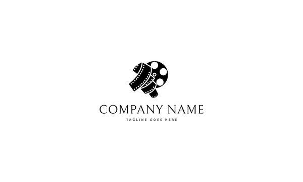 Filming Company vector logo image