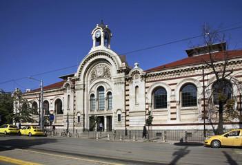 Central market in Sofia. Bulgaria
