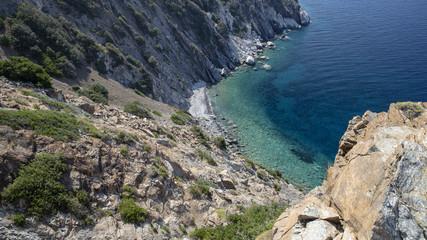 Elba - Italien - Steilküste