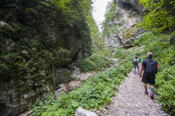 Gole dell'Infernaccio, Monti Sibillini