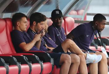 Spanish Super Cup - Barcelona v Sevilla