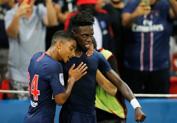 Ligue 1 - Paris St Germain v Caen