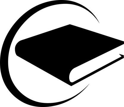 Buch, Icon, Logo