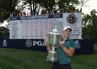 PGA: PGA Championship - Final Round
