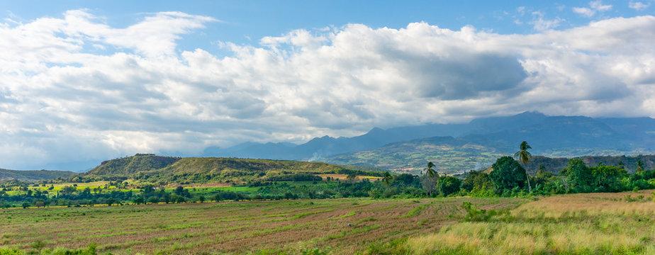 peruvian landscapes