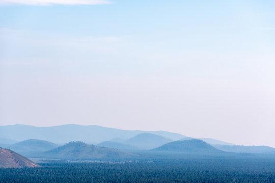 Smoky Bend Hills