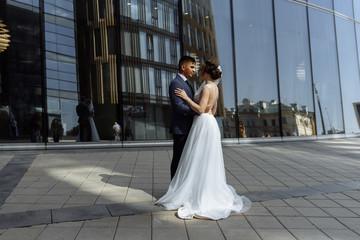 wedding pair