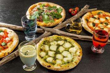 ホームメイドピッツア Italian home-made pizza