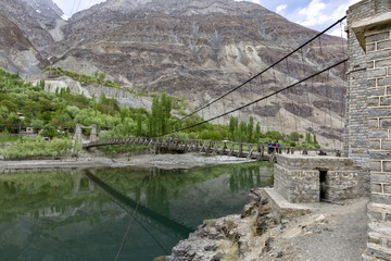 Landscape at Pakistan