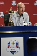 PGA: Ryder Cup-U.S. Team Captain Jim Furyk Press Conference