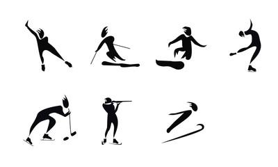Icons athletes