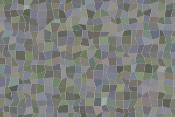 Artistic rectangle strip background pattern abstract. Vector, color, effect & concept.