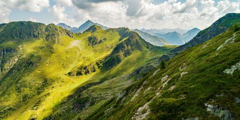 crinali alpini
