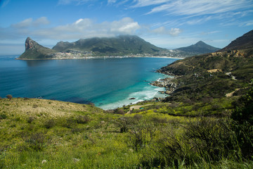 Hout Bay in South Africa
