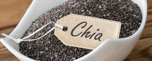 Chia - Samen
